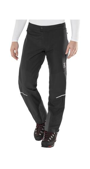 Haglöfs Touring Active Pantaloni lunghi nero